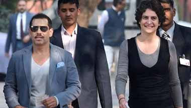 Why the case against Robert Vadra will boomerang on the BJP
