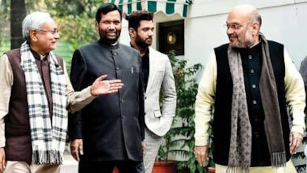 Why Coming Together Of Nitish Kumar And Ram Vilas Paswan Is Significant