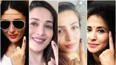 Lok Sabha 2019: 5 things we get to learn as Bollywood votes