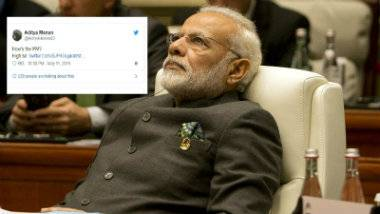 Cloud cover and radar theory: Why Twitter is on cloud 9 after the Prime Minister's statement