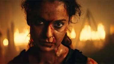 Lady with a gun: Kangana Ranaut's Dhaakad teaser is bloody intense, quite literally