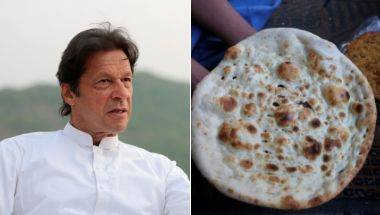 Pakistan's Naan-Sense: Its anxiety over roti and naan prices shows Pakistan's economic situation is dire!