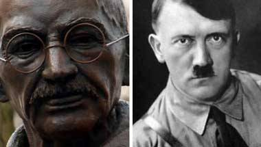 How Gandhi's satyagraha would have fared in Hitler's Nazi Germany
