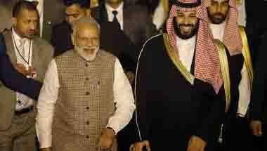 Why Riyadh reposes faith in Narendra Modi