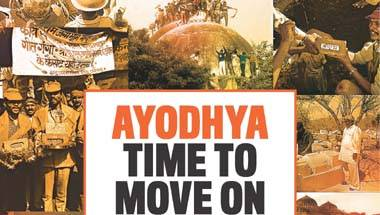 Supreme Court verdict on Ayodha tells the nation it's time to move on