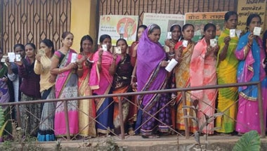 Voter Turnout, Chhattisgarh Assembly elections, Assembly elections 2018, Terrorism