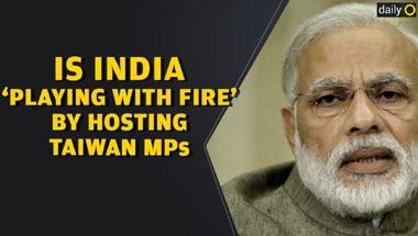 Taiwan, India-China Ties