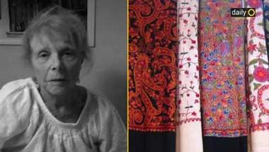 Ayurveda, France, Pashmina shawls