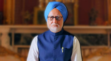 Akshaye khanna, Sanjaya baru, The Accidental Prime Minister, Anupam Kher