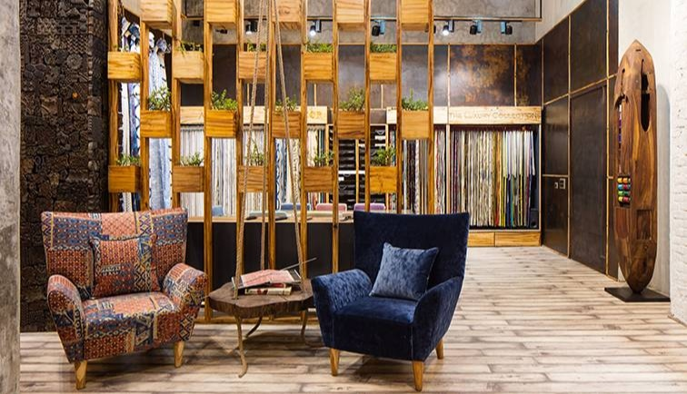 The Brand New Rr Decor Store In New Delhi Blends Traditional Tales
