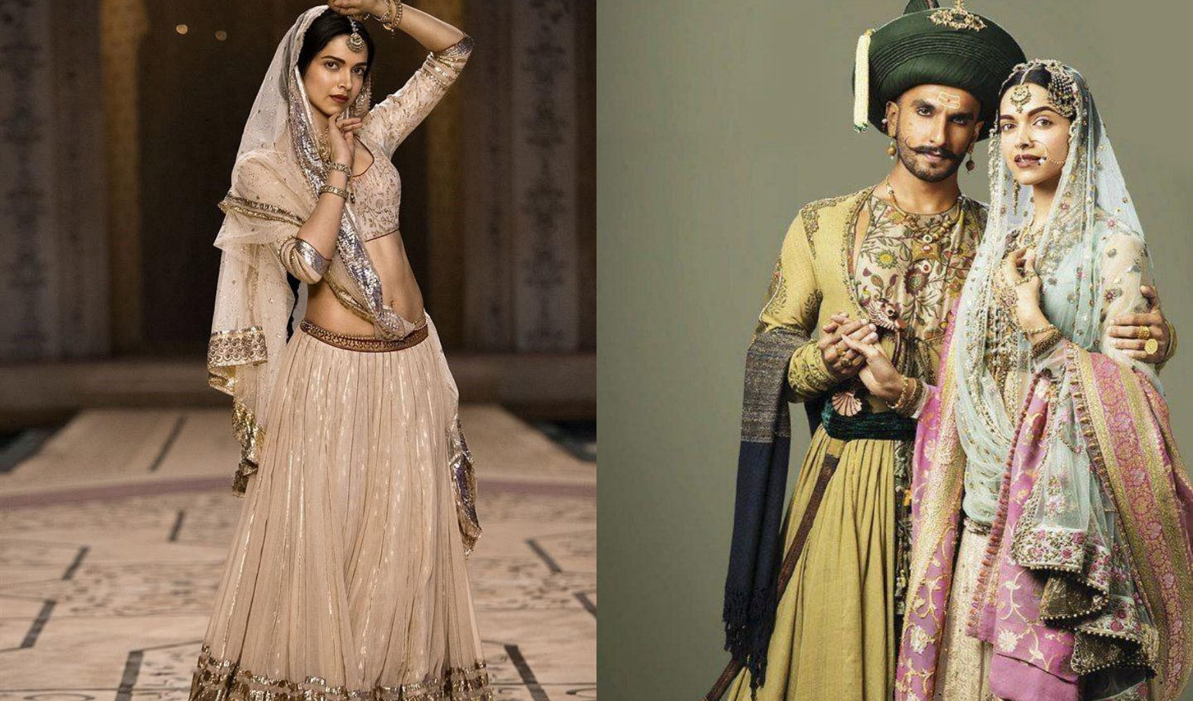 50 Regal Costumes From Bollywood Period Films