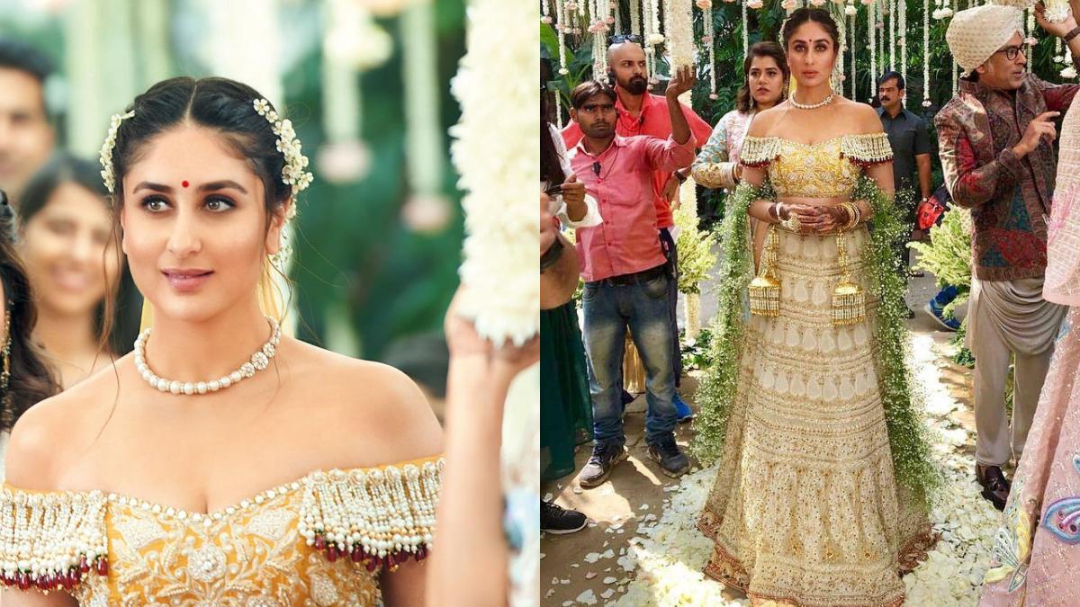 Kareena Kapoor in Veere Di Wedding