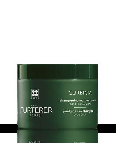 Rene Furterer Curbicia Purifying Clay Shampoo Mask for Oily Scalp, Rs. 1,900