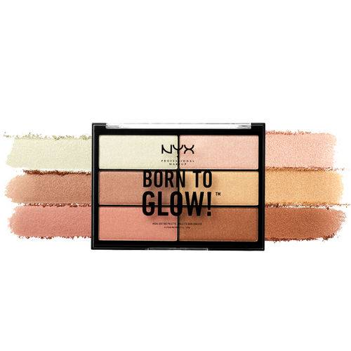 NYX Proffesional Makeup Born To Glow Highlighting Palette Rs. 1,800