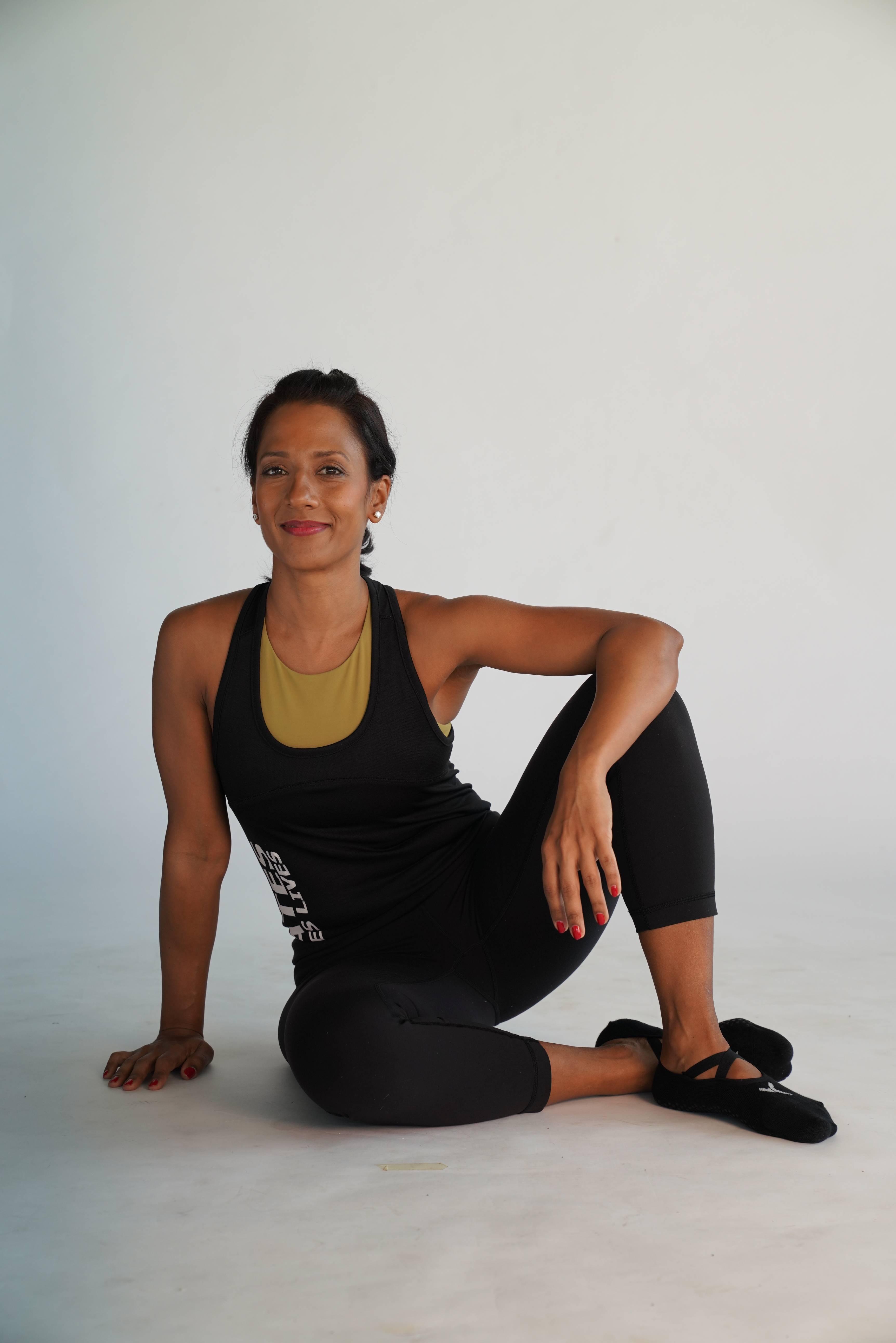 Celebrity Pilates Master Trainer, Radhika Karle