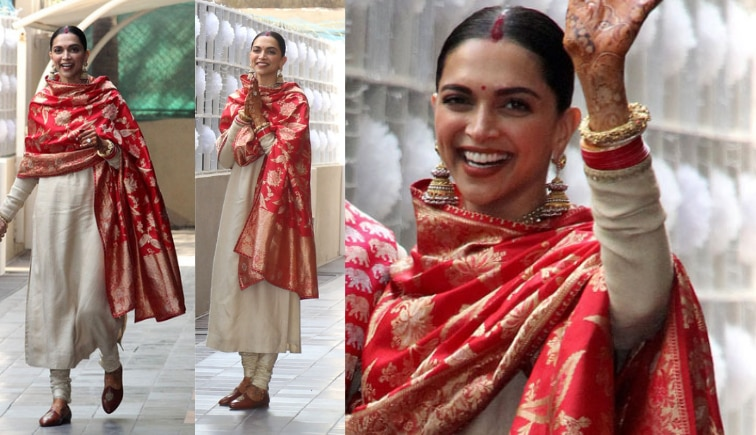 From Mehendi To Reception: A Roundup Of All The Outfits ...