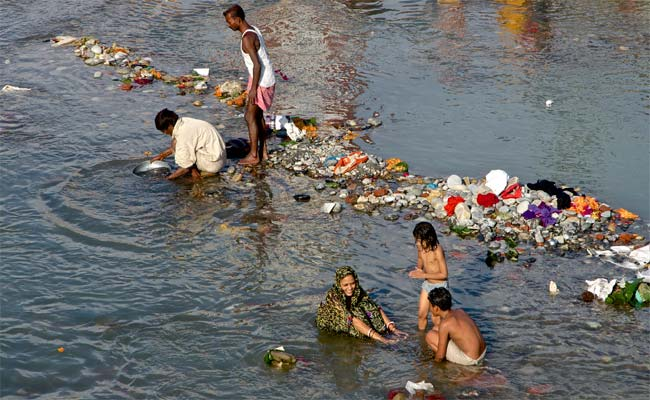 Ganga, cleaning