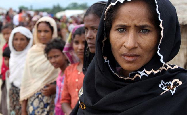 रोहिंग्या, रोहिंग्या मुस्लिम, बर्मा