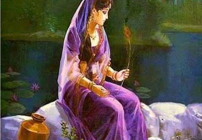 राधा, कृष्ण
