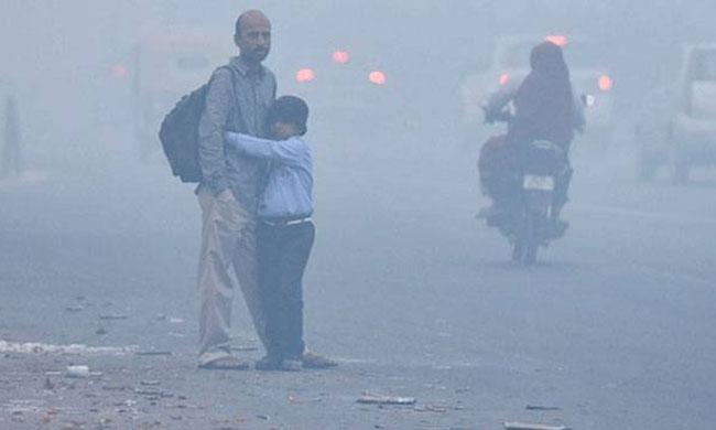 दिल्ली, स्मॉग, प्रदूषण