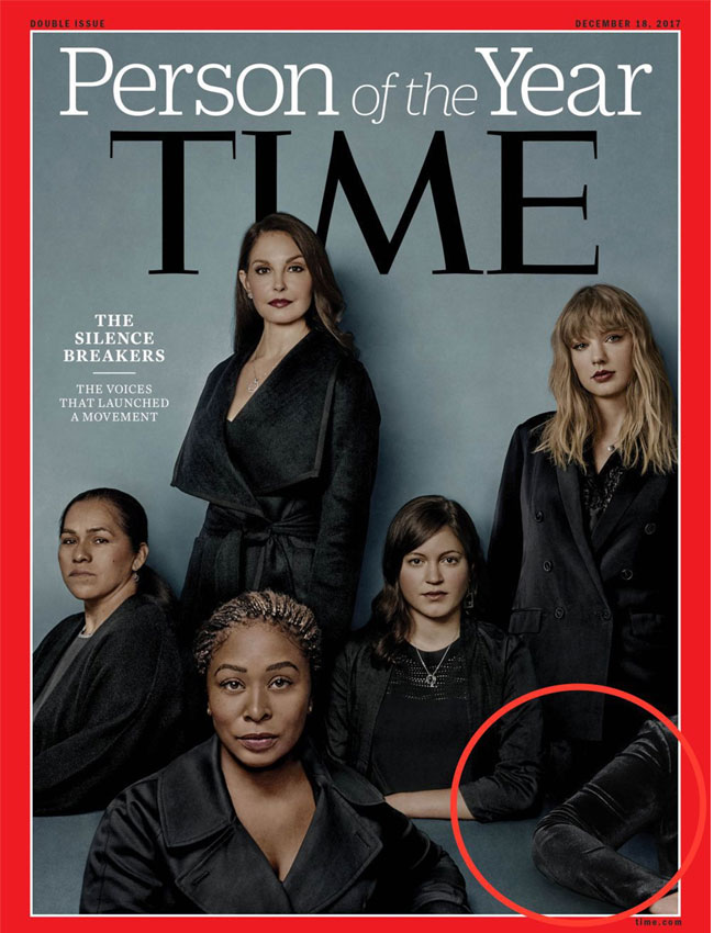 Time cover, Metoo