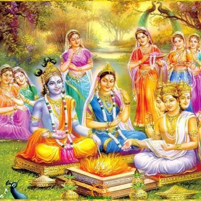 अंतरजातीय विवाह, शादी, कृष्ण, वेद, शास्त्र, हिंदू