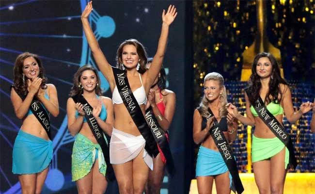मिस अमेरिका, बिकनी, प्रतियोगिता, फैशन