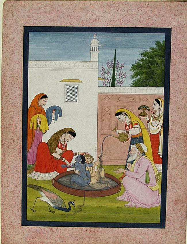 कृष्ण, पुत्र, बच्चे, पौराणिक कथाएं
