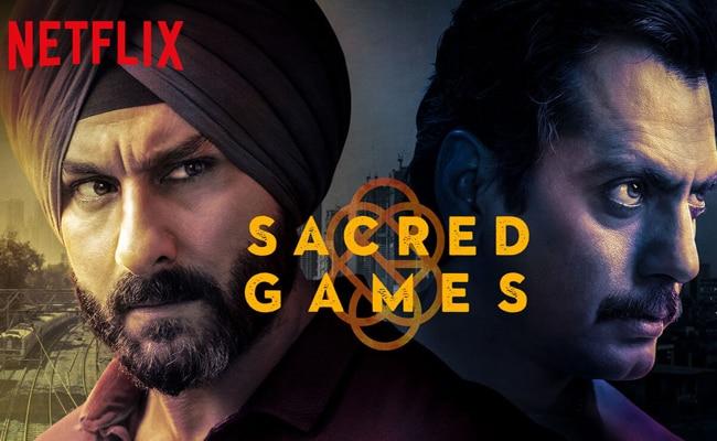 सेक्रेड गेम्स, अनुराग कश्यप, नेटफ्लिक्स, बॉलीवुड, फिल्म