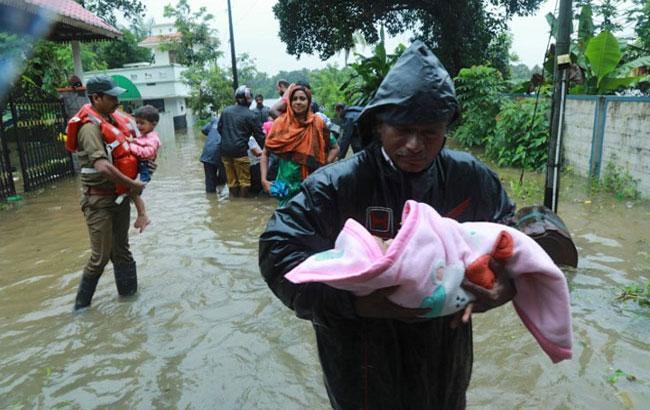 केरल, बाढ़, सोशल मीडिया, वायरल वीडियो, हिंदू, धर्म, नफरत
