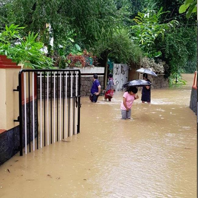 केरल, बाढ़, सोशल मीडिया, वायरल फोटो