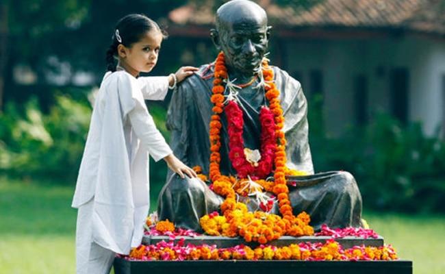 महात्मा गांधी, गांधी जयंती, अहिंसा
