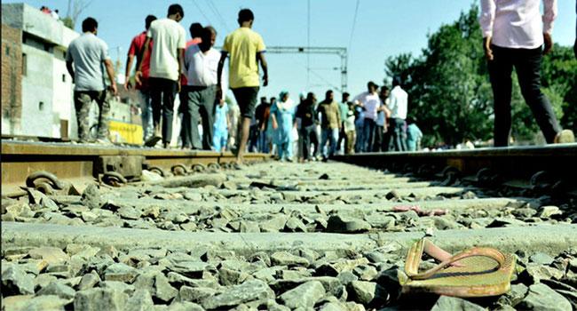 अमृतसर ट्रेन एक्सिडेंट, अमृतसर हादसा, पंजाब, रेल हादसा, वायरल वीडियो