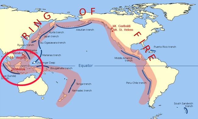 सूनामी, भूकंप, इंडोनेशिया, प्राकृतिक आपदा