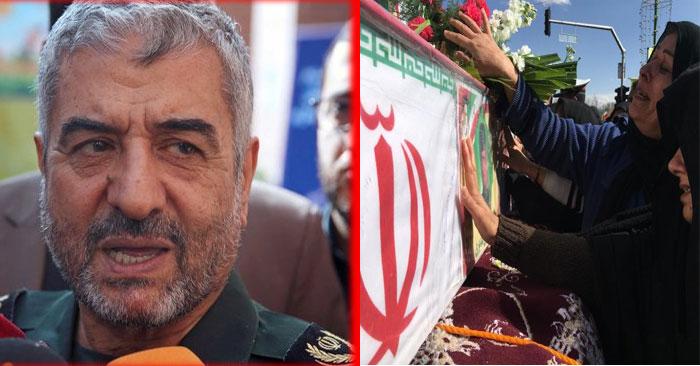 मेजर जनरल मोहम्मद अली जफारी