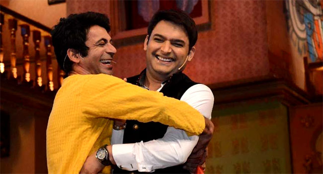 kapil sharma and sunil grover to be united