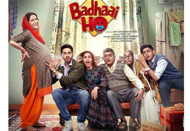 badhaai ho poster