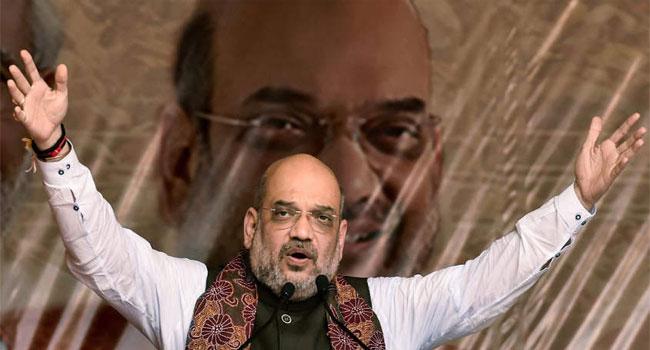 अमित शाह ने केरल भाजपा को कहा था कि सुप्रीम कोर्ट के ऑर्डर के खिलाफ जाएं.)