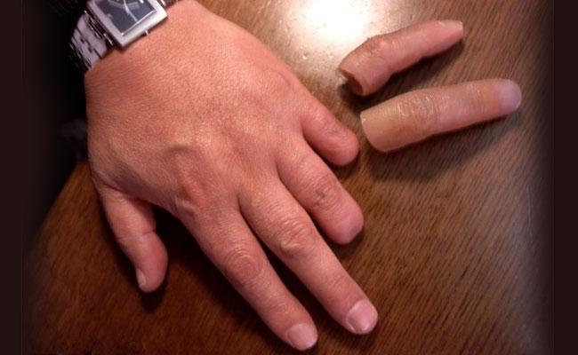 fake fingers