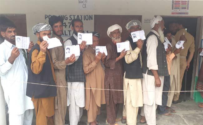 जम्मू कश्मीर, पोलिंग, लोकसभा चुनाव 2019
