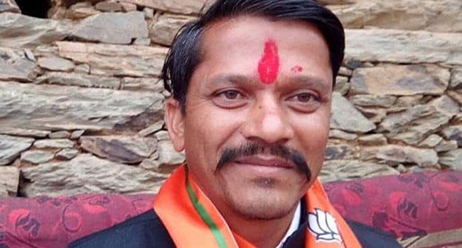 """""""मोदी साब ने कैमरे लगवा दिए हैं, जो भाजपा को वोट नहीं देगा उसका पता चल जाएगा"""":रमेश कटारा"""