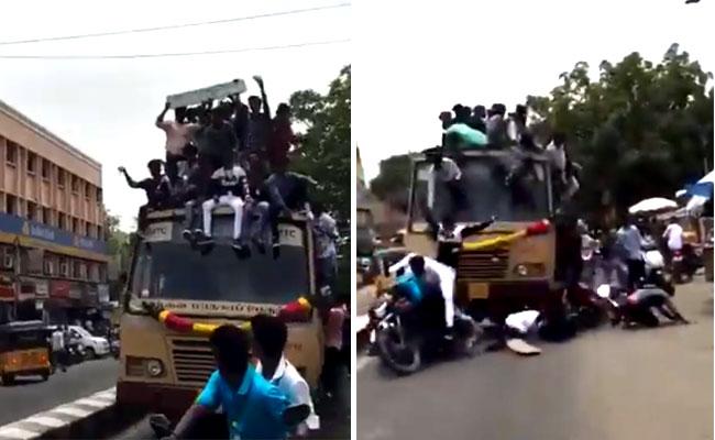 bus day in chennai