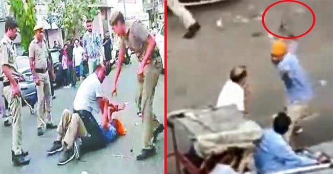 दिल्ली पुलिस, सिख, सियासत