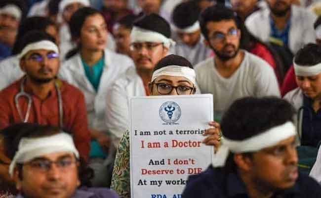 doctors strike in west bengal