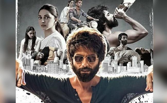 कबीर सिंह, बॉलीवुड, शाहिद कपूर, सिनेमा