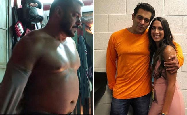 salman khan body transformation