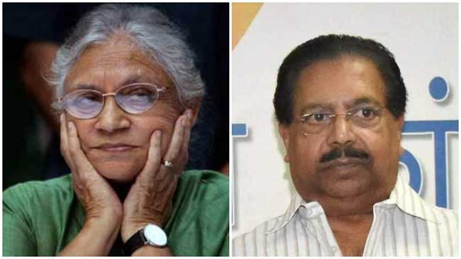 pc chacko lashes out at sheila dixit on medical grounds