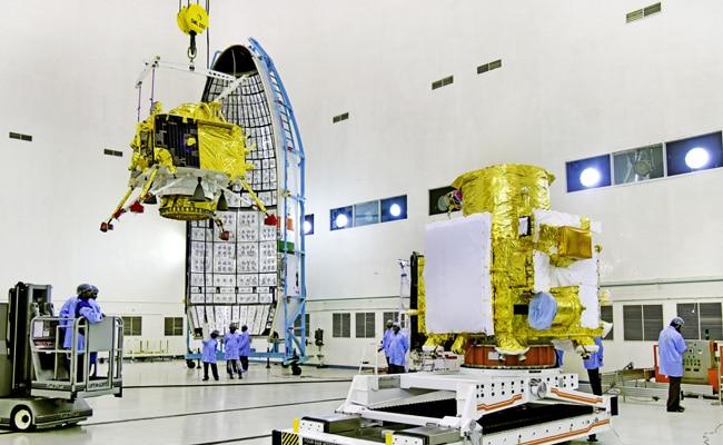 चंद्रयान 2, श्रीहरिकोटा, इसरो, चंद्रमा, Chandrayaan 2