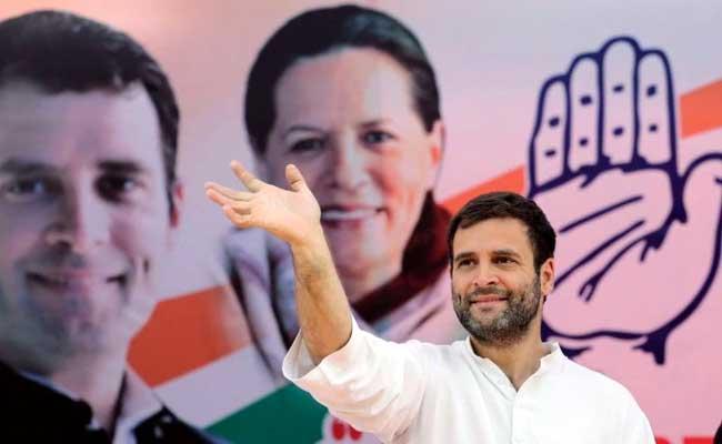 राहुल गांधी, कांग्रेस, अध्यक्ष, इस्तीफा