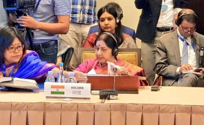 सुषमा स्वराज, भाजपा, पाकिस्तान, मां, मौत, Sushma Swaraj